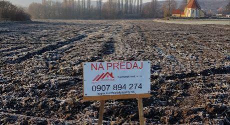 Kuchárek-real:   Ponúkame na predaj stavebný pozemok Smolenice. 874 m2.