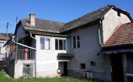 Rodinný dom na predaj Gemerska Hôrka.