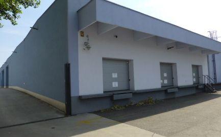 Skladový priestor 864 m2 na Bojnickej ul.