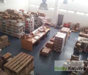 Na prenájom sklad/administrativa o výmere 160m2+17m2, Bratislava-Kramáre
