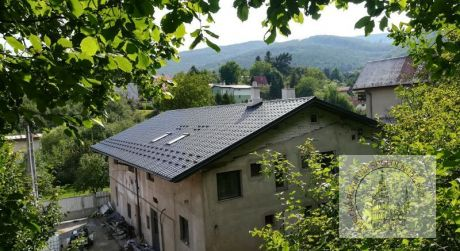 Multifunkčná budova Sokoľ-Uhrinč (98/19)