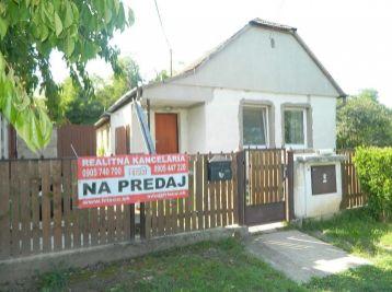 Predáme RD v Brestovanoch
