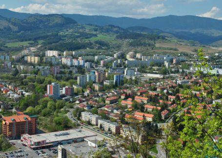 2-izb. byt Fončorda- Banská Bystrica prenájom