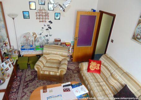 DELTA - Slnečný 3-izbový byt s loggiou na predaj Poprad - Juh 3