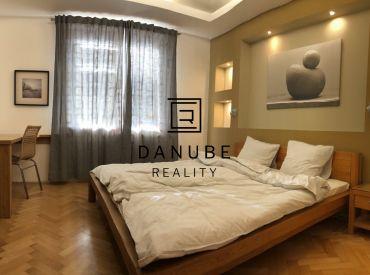 Prenájom zariadený 2-izbový byt v Bratislave-Ružinove na Medzilaboreckej
