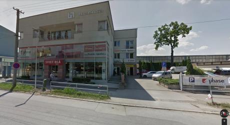 Na prenájom komerčné priestory, 150 - 250 m2, širšie centrum, Žilina