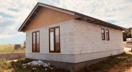 DOMY SCITAR / Nové rodinné domy v peknom prostredí Horných Štitár