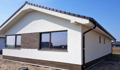 Na predaj 4.izbový bungalov, Miloslavov.
