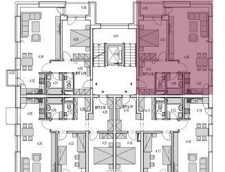 Na predaj 2 izbový byt M_16 v novostavbe Byty MAXIM - Martin - Podháj,