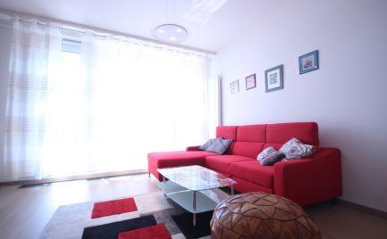 PRENÁJOM - 2i byt s nádherným výhľadom v PANORAMA CITY, BA I.
