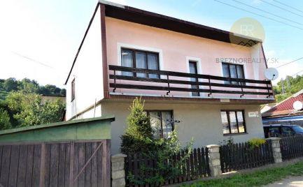 Rodinný dom na predaj - Predné Halny - Brezno