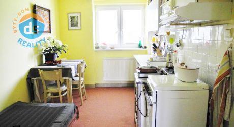 Na predaj 2 izbový byt s garážou, 56 m2, Ilava, ul. kpt. Nálepku
