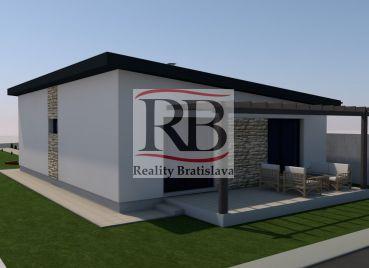 Novostavba Rodinný dom neďaleko Bratislavy
