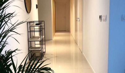Predaj výnimočný a moderný 4izbový byt novostavba Bratislava- petržalka
