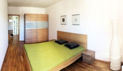 Luxusný 2-izbový byt v novostavbe na začiatku Petržalky