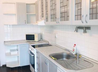 Prenájom 3-izbový 96 m2, komplet zrekonštruovaný a zariadený mezonet Bebravská, Bratislava-Vrakuňa.