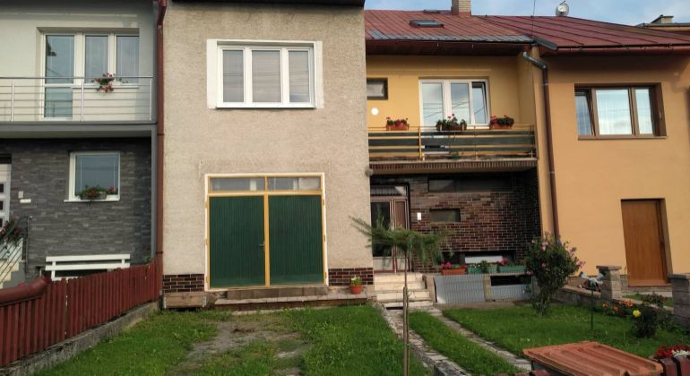 Predaj, rodinný dom Kysucký Lieskovec, okres Kysucké noveé Mesto