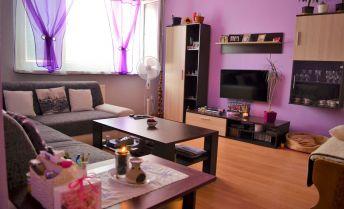 útulný 3 izbový byt v Záturčí 60m 2 s balkónom