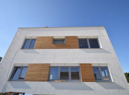 Nový 5 izbový rodinný dom P10-A4-H / Sokolovce