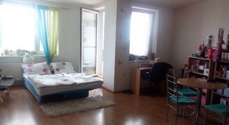 Prenájom 1 izbový byt Bratislava-Karlova Ves, Kresánkova ulica