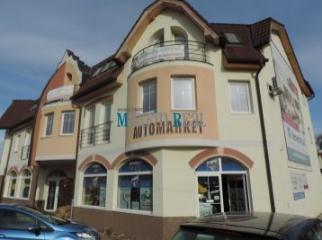 Administratívno - obchodný priestor - Zlaté Moravce