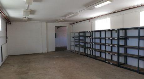 Prenájom - skladové priestory neďaleko Komárna