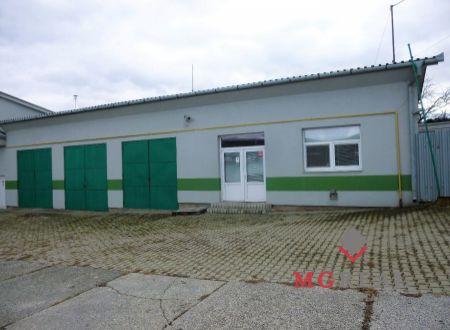 PRENÁJOM - sklad - garáže