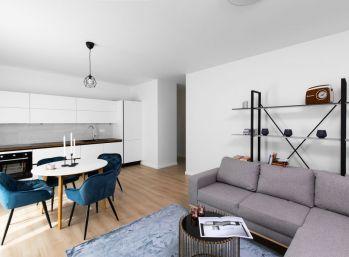 Úplne nový 3-izbový byt so záhradkou a 2x parkovacie státie