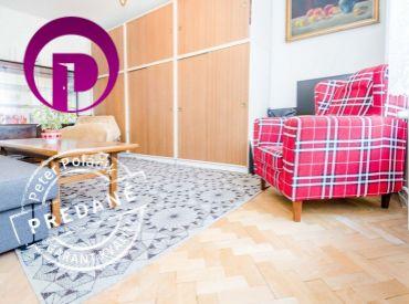 PREDANÉ - 1i byt, 35 m2 – BA – Nové Mesto: VYHĽADÁVANÁ LOKALITA širšieho centra Bratislavy