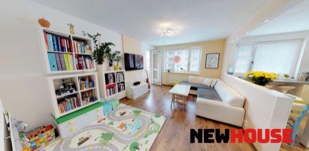 !! REZERVOVANÉ !!  EXKLUZÍVNE NA PREDAJ - krásny 2 izbový byt v novostavbe na Liptovskej v Trenčíne