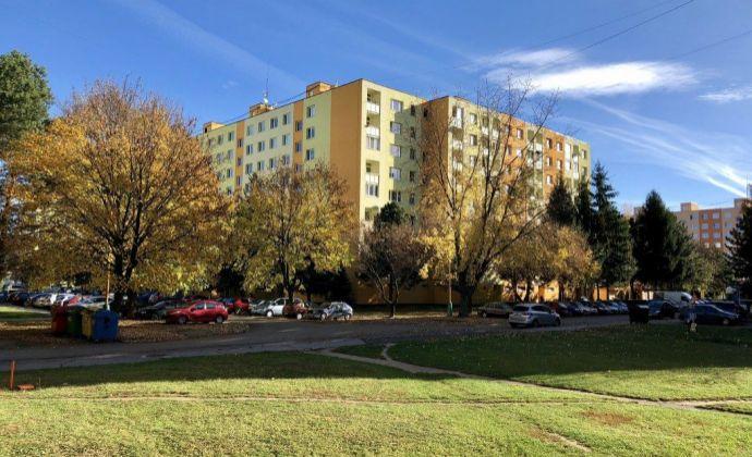 PRENÁJOM 4 izbový byt so zriadením na prenájom, 87 m2, Jégeho, Prievidza