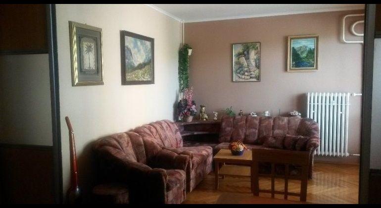Prenájom 3 izbový byt Bratislava-Karlova Ves, Segnerova ulica