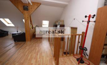 Nebytový priestor - podkrovie - Trnavské Mýto 167 m2 (4.posch)