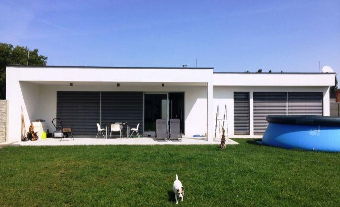 Nadštandardný 4-izbový rodinný dom, pozemok 626 m2, výborná dostupnosť do Bratislavy