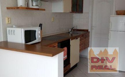 D+V real ponúka na prenájom: 3 izbový byt, Slávičie údolie, Bratislava I, Staré Mesto, zariadený, parkovanie, balkón