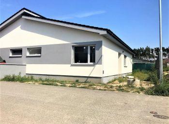 ***NOVOSTAVBA: Kvalitný 3 izb. rodinný bungalov v Píniovej Aleji pri Malackách!!