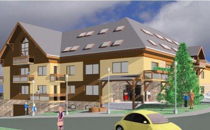 Na predaj pozemok s projektom pri Oravskej Priehrade
