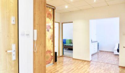 Rezervované: Priestranný 3 izbový byt v Ivanke pri Dunaji