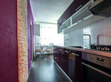 BEDES| Veľkometrážny 3i byt s balkónom a loggiou