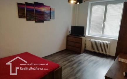 1-izbový byt v Rožňave