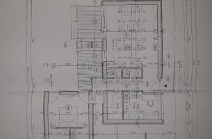 Stavebný pozemok, 529m2, s projektom a stavebným povolením v strede obce Suchohrad, 52.500,-€