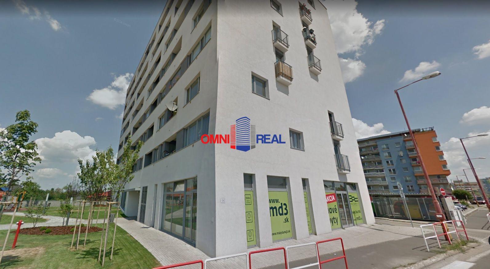 Obchodný objekt-Predaj-Bratislava - m. č. Podunajské Biskupice-129490.00 €