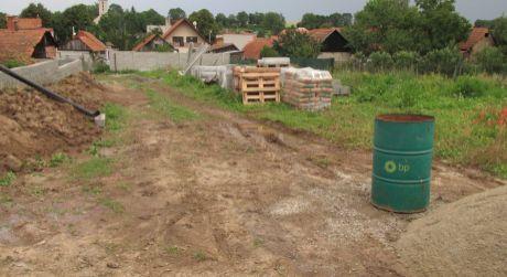 Stavebný pozemok v Čaradiciach