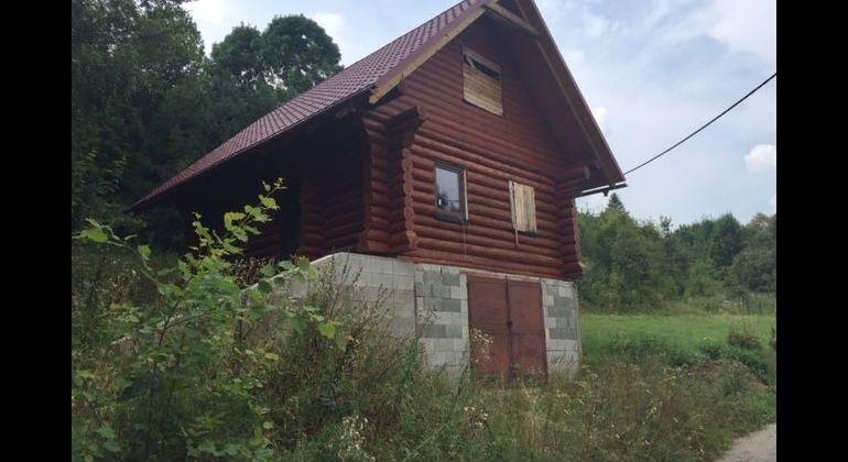 Iba u nás , rekreačná chata H.Súča - Vlčí vrch
