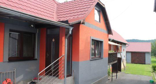 Útulný rodinný dom v Obci hrachovo po rekonštrukcii.