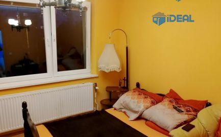 REZERVOVANÉ - slnečný 3 izbový byt s balkónom / SIII