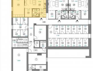 Na predaj 2 izbový byt P1C, v novom projekte