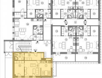 Na predaj 2 izbový byt P1D, v novom projekte