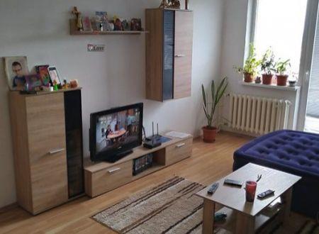 Na predaj 2,5 izbový byt v Partizánskom