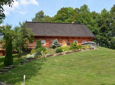 PREDAJ: štýlový rodinný dom, garáž, pozemok 3000m2, Liptovský Ondrej